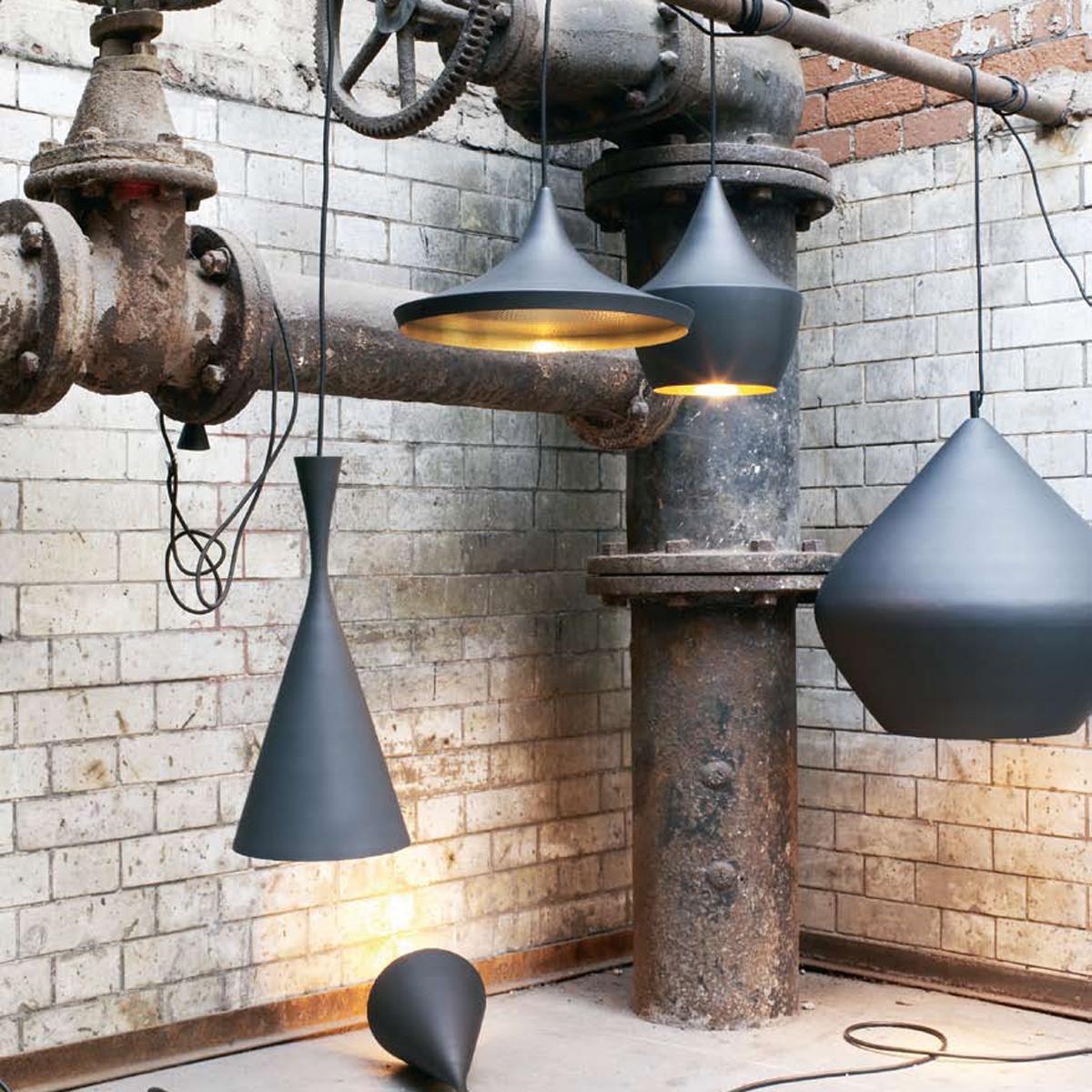 Tom Dixon Beat Lampe