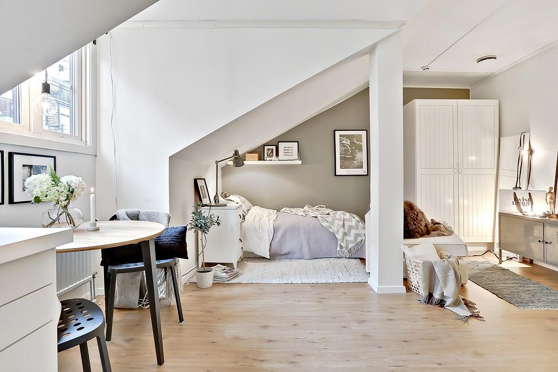 kleine wohnu, kleine aber feine 1 zimmer wohnung - designs2love, Design ideen