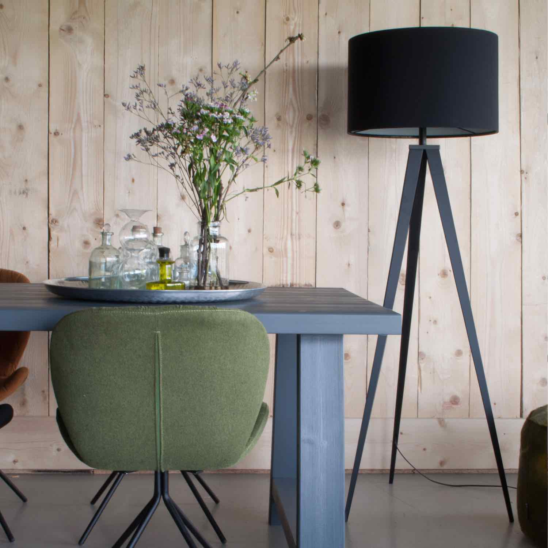 Alle guten dinge sind drei beinig dreibein lampen designs2love zuiver tripod stehleuchte schwarz parisarafo Choice Image