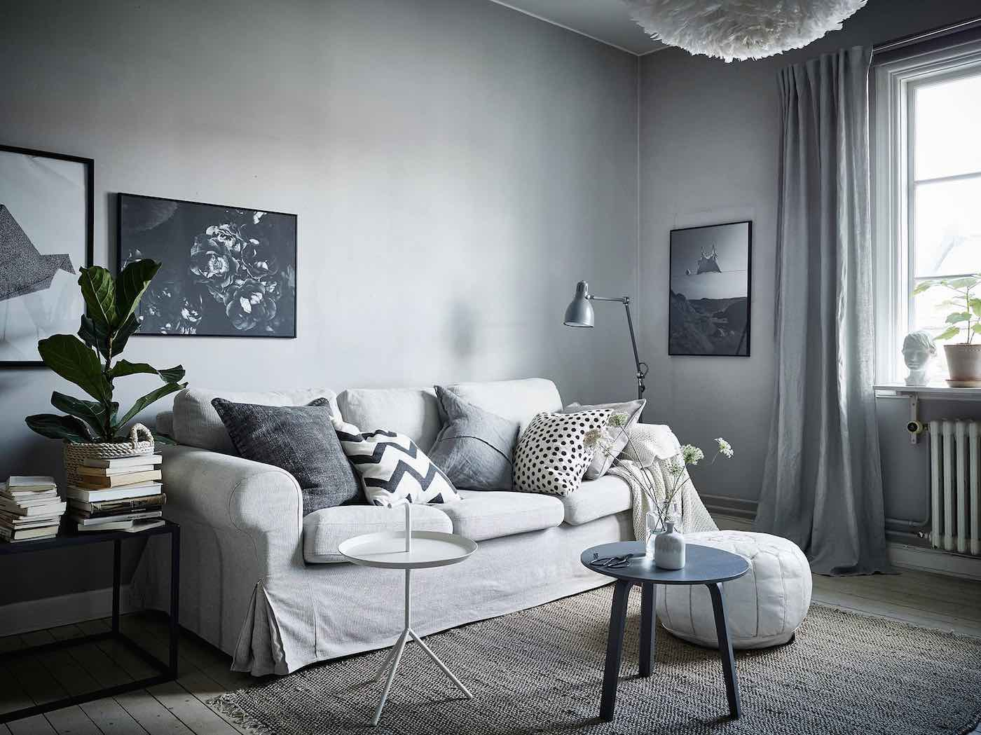 Daily Inspiration- Wohnung in grauer Harmonie - Designs2love