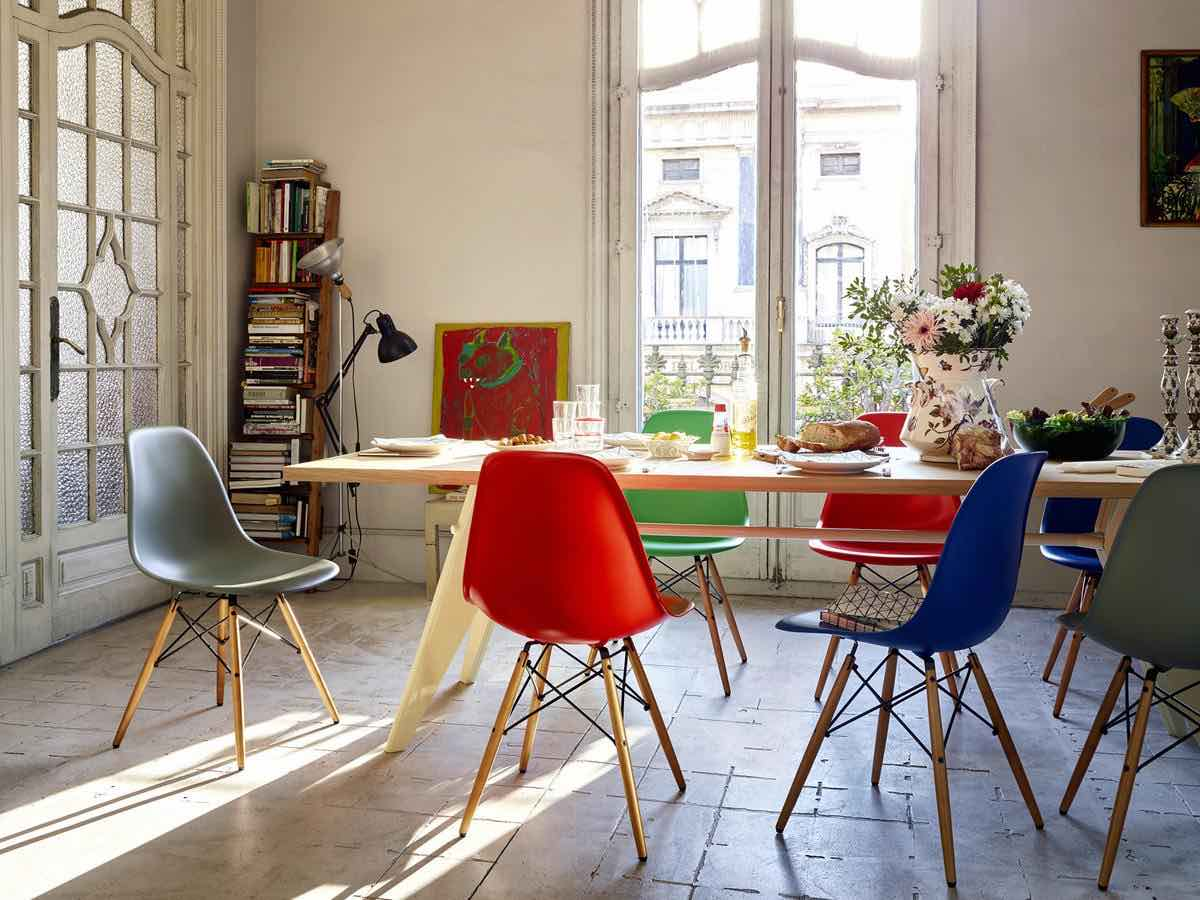 Vitra DSW Chair