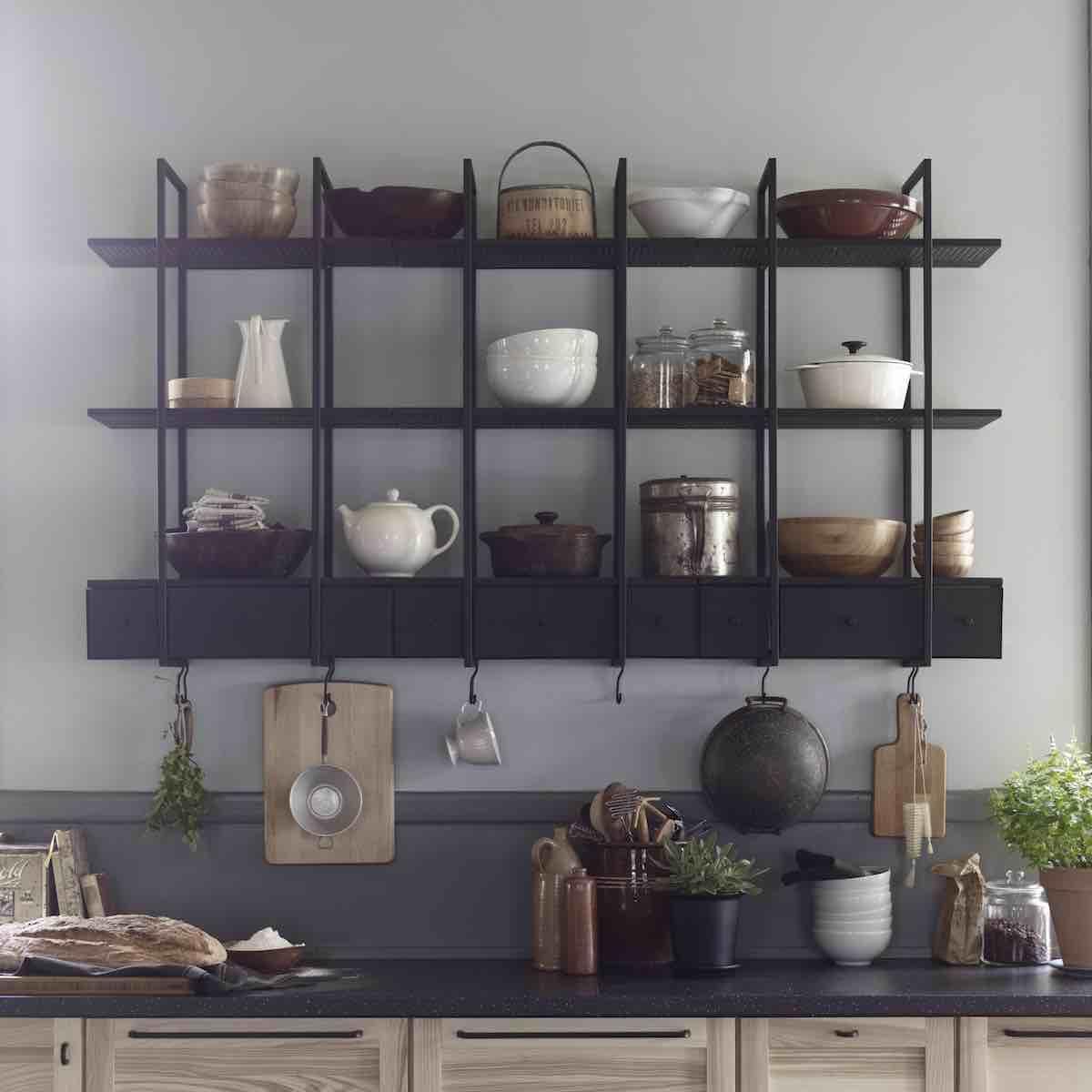 IKEA Küchenregal