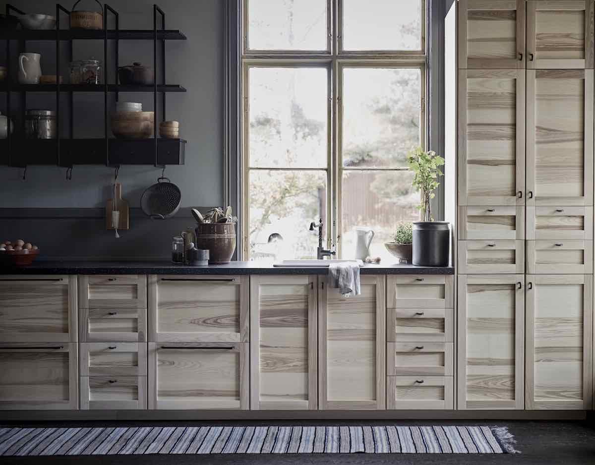 IKEA Küchenfront 2016 Holz Neuheiten