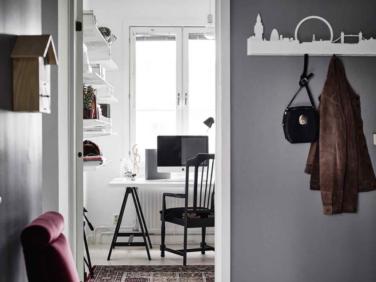 arbeitszimmer modern