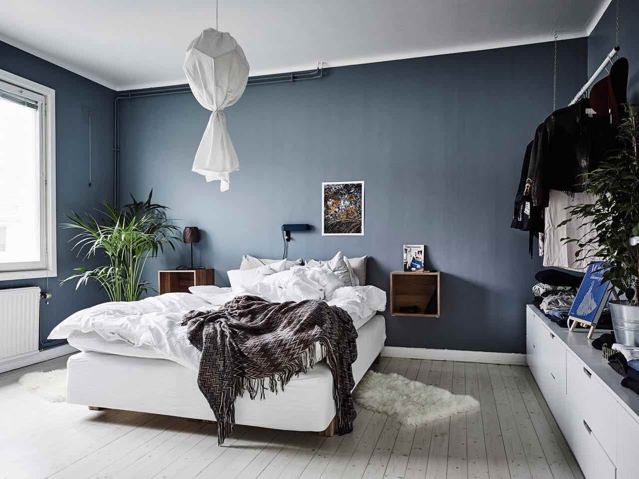 gem tliche 3 zimmer mit sch nem farbmix designs2love. Black Bedroom Furniture Sets. Home Design Ideas