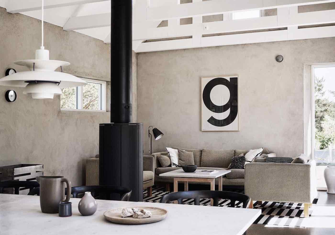Modernes-Wohnzimmer-Designermoebel