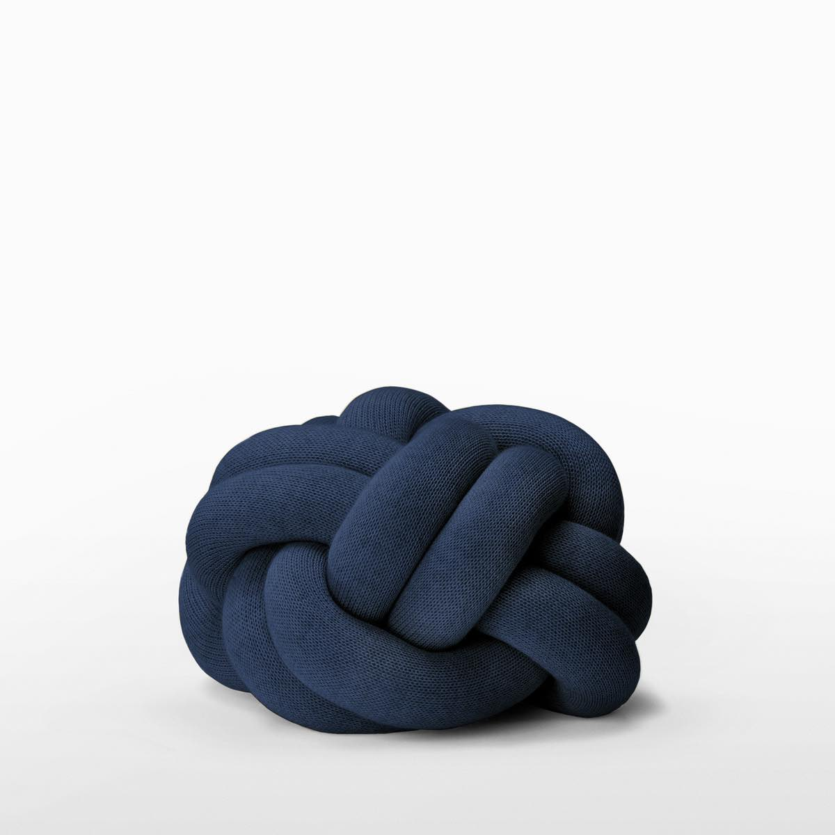 Design House Stockholm Knot Kissen